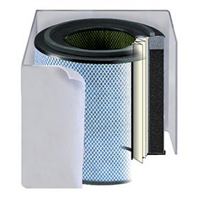 Cutaway image of Bedroom Air Filter