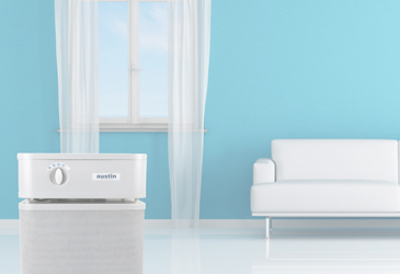 Keep the air in your home clean and safe