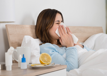 Protect yourself from colds and flu this winter
