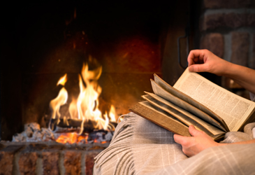 Open fires this winter… romance or risk?