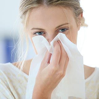 Are your seasonal allergies lasting all year?