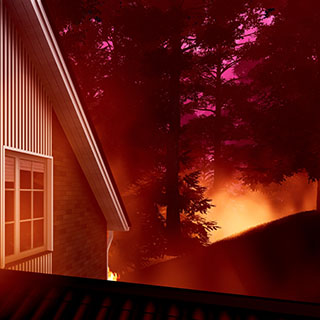 Would your home survive a wildfire?